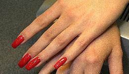 Kāju nagi ir apmēram uz pusi... Autors: janačka Fakti par nagiem