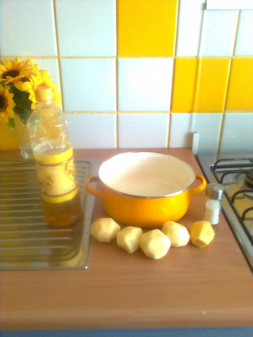jums buus vajadziigs... Autors: Baarts1 Kaa uztaisiit frii kartupellus
