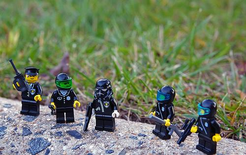 It wasnt until SWAT arrived on... Autors: awoken A LEGO a day (oktobris, 2008)