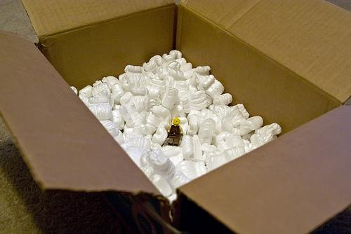 Handle with care Autors: awoken A LEGO a day (oktobris, 2008)