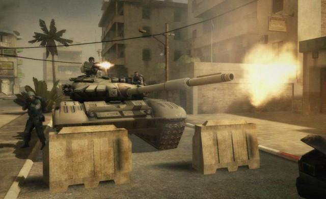 OI kas par tanku  Autors: Fosilija Battlefield PLAY4FREE