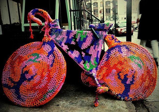 Autors: Strendžers Kreatīvi riteņi