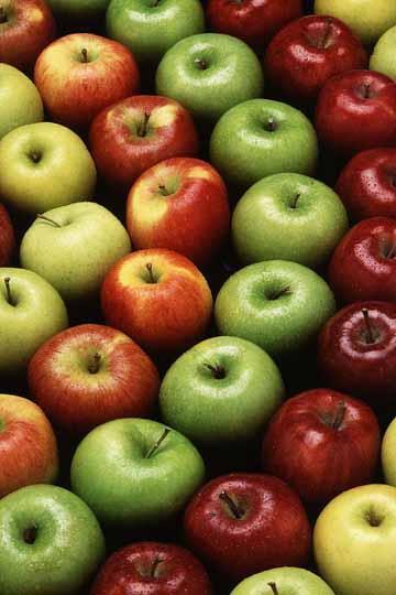 Ir vairāk nekā 7500 šķirņu... Autors: robotxq9 18 fakti par āboliem!