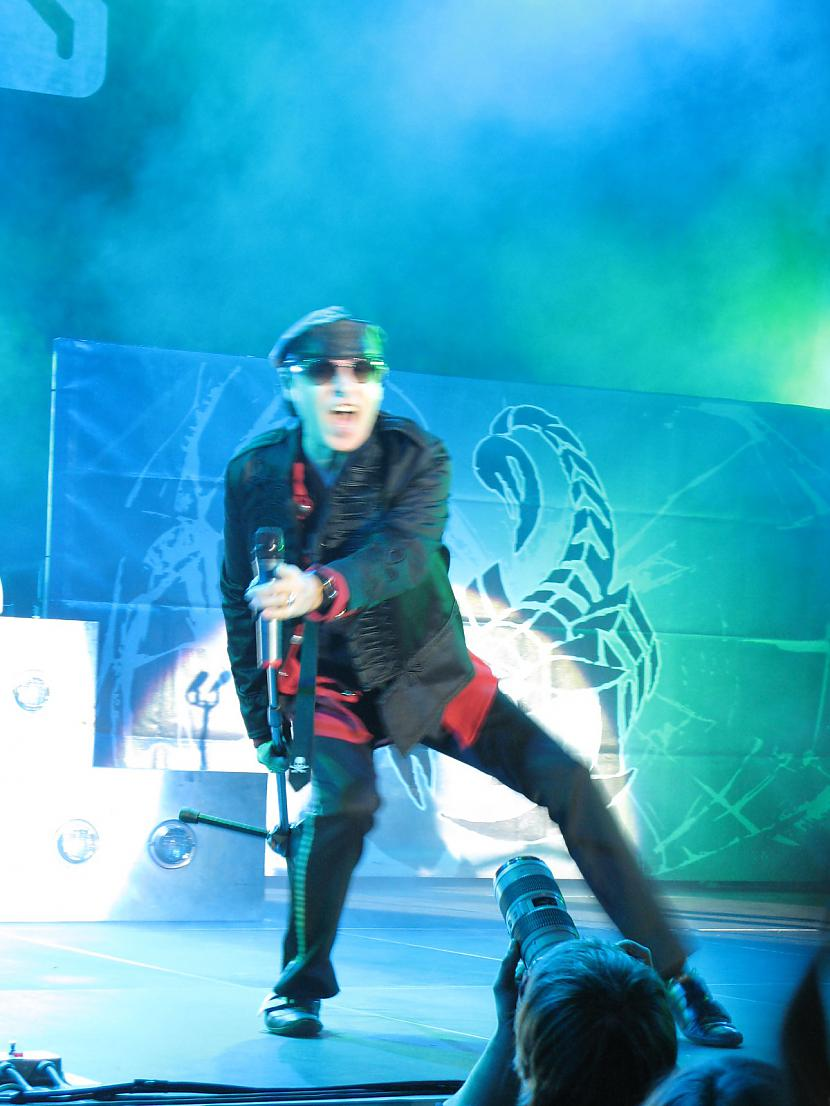 Klaus Meine balss Autors: Rupucss The Scorpions, long ago...