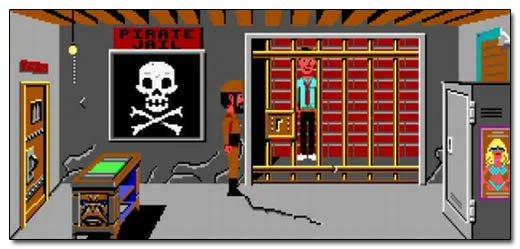 Zak McKracken and the Alien... Autors: tomsters Kā spēļu izstrādātāji čakarē pirātus