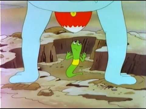 Kosmiskais Tārpiņš Autors: Jessica Rabbit Pārņem nostaļģija paskatoties! :)