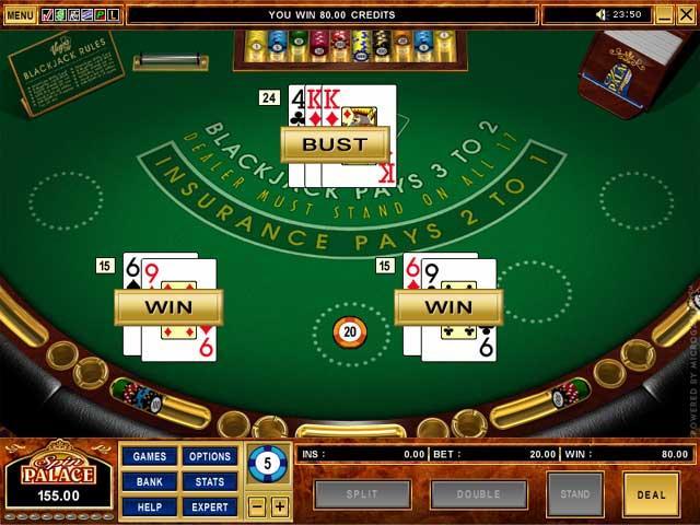 Un saucamā acīte  jeb 21 kā to... Autors: Chokijs Dažas azartspēļu pamācības