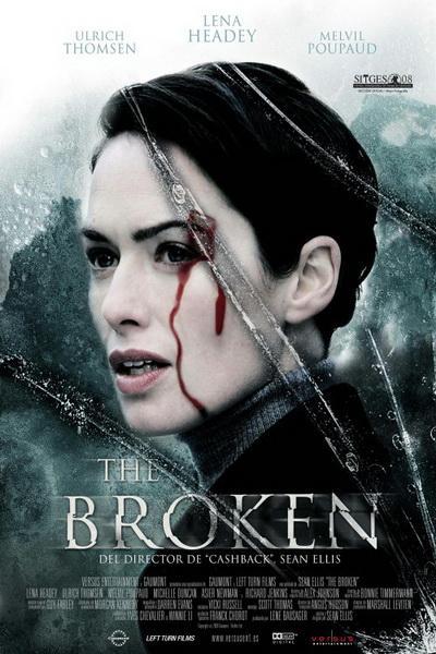quotThe Brokenquot 2008Kādu... Autors: DeeDeee 8 Films To Die For III
