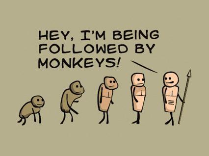 Autors: countessss evolūcija