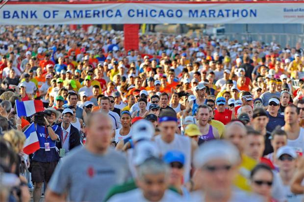 Maratons Čikāgā ASV Autors: Jingla Un kur tu vēlies pabūt?