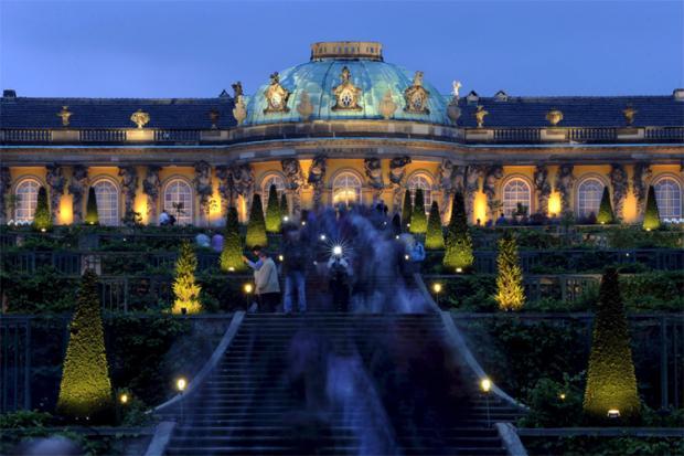 Piļu naktis Potsdamā Vācijā Autors: Jingla Un kur tu vēlies pabūt?