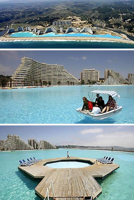 Pasaules lielākais... Autors: MJ 10 fascinējošākie pasaules peldbaseini!!