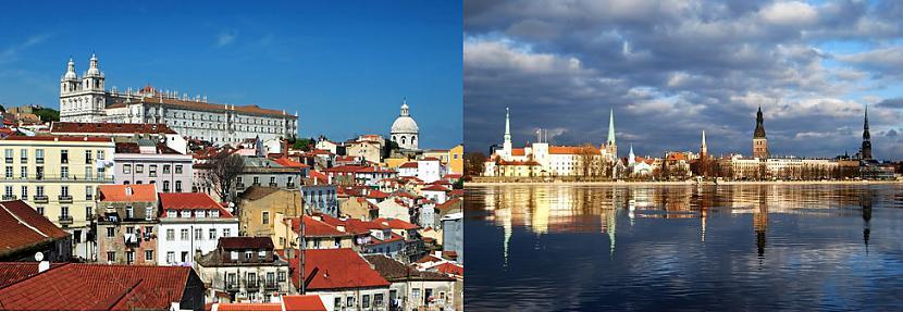 Lisabonas Portugāles... Autors: Skoolnieks Portugāle VS Latvija