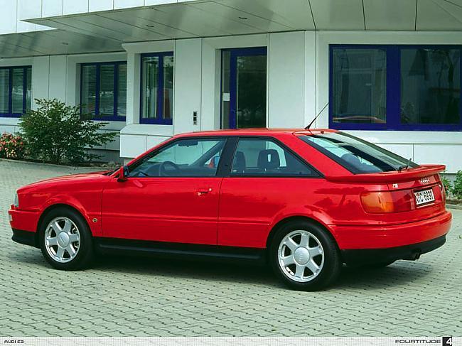 S2 Coupe Autors: vecaiskems Audi S2