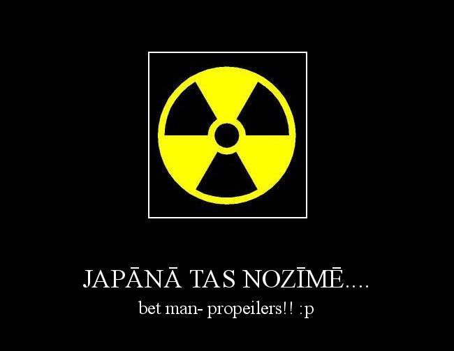 Autors: sālīts batons Japānā tas nozīmē....