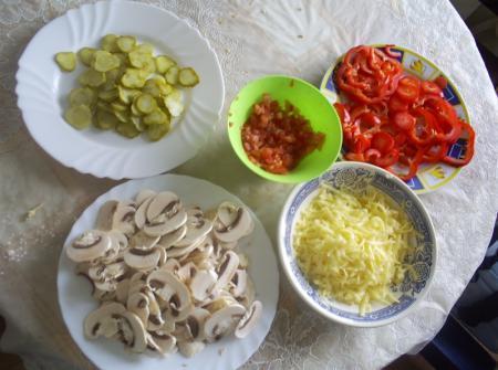 Pa to laiku sagatavo... Autors: THUNDERTRUCKS Kā pagatavot picu!