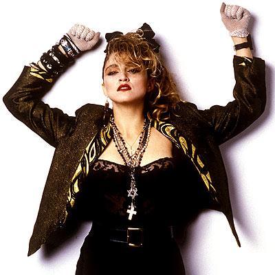 Skatuves vārds  Madonna... Autors: Laachaks Dažu slavenību īstie vārdi.