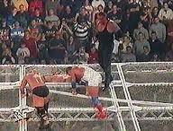 Kurt Angle vs The Undertaker... Autors: GreatLauris Labākie Hell in a cell mači