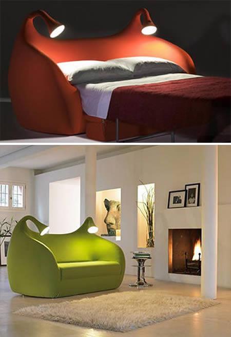 Gulta MorfeoŠī var būt gala... Autors: MJ TOP 12 superīgākās gultas.