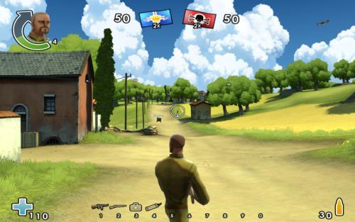 kad tu spēle tad esi... Autors: planeta Battlefield Heroes