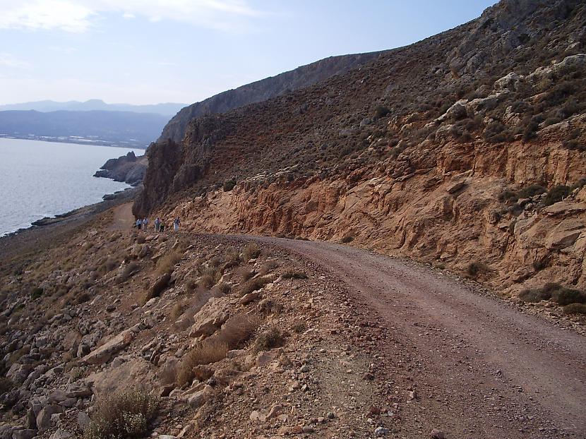 Arī tādi ceļi ir Krētā Autors: aikara Pārsteidzošie ceļi 2