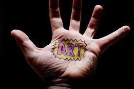 Roku māksla hand art Autors: Čibriks nr1 Hand art.