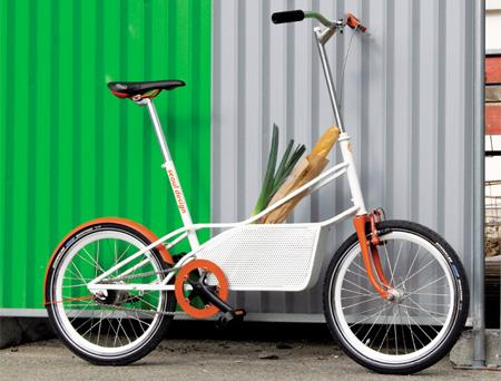 Velosipēds ar groziņu... Autors: LVmonstrs Unikāli un kreatīvi velosipēdi