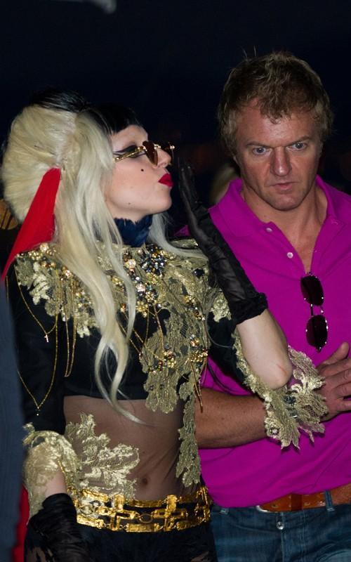 Autors: cesisvalis Lady Gaga Kannās
