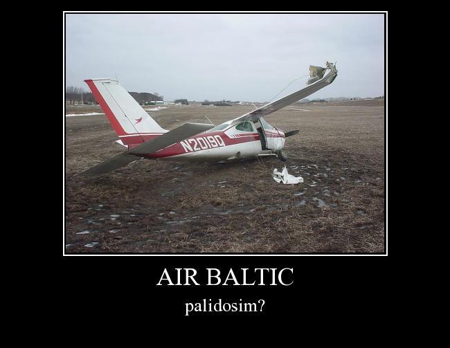 Autors: Toms Redls Air baltic