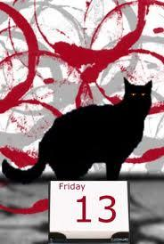 Baisais melnais kaķis Autors: Andisimoo Piektdiena 13.