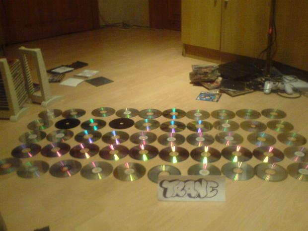 Nakamais foce milako... Autors: Trane 50-diski..