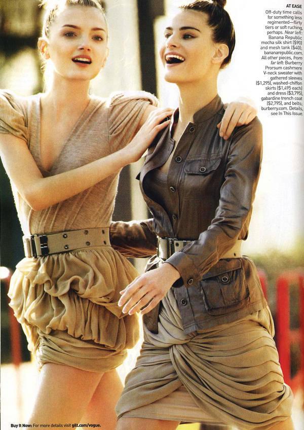 Autors: millers Military fashion