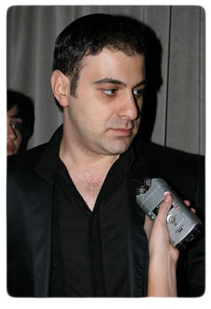 Mācījies Erevānas Valsts... Autors: abatons Gariks Martirosjans.