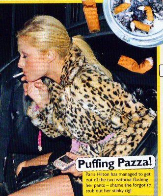 Paris Hilton Autors: Bingocis O.o