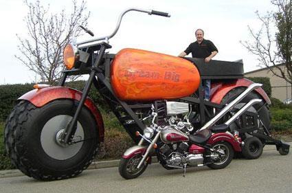 Vācijas motociklu būvētājs... Autors: lapsiņa112 Pasaules Milzeņi..