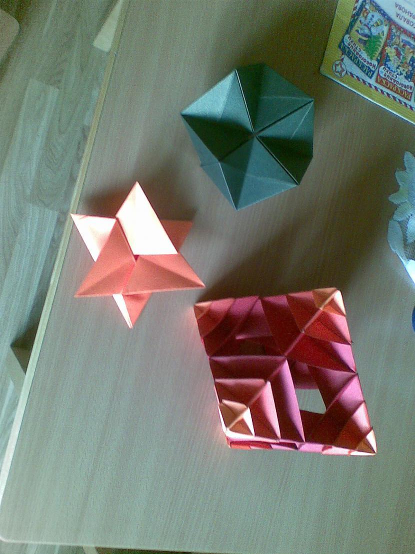 1 origami ir precizitātes... Autors: spanders Origami...