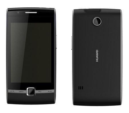 Skārienjūtīgais ekrāns ir... Autors: ozijs27 Par Huawei U8500 + video