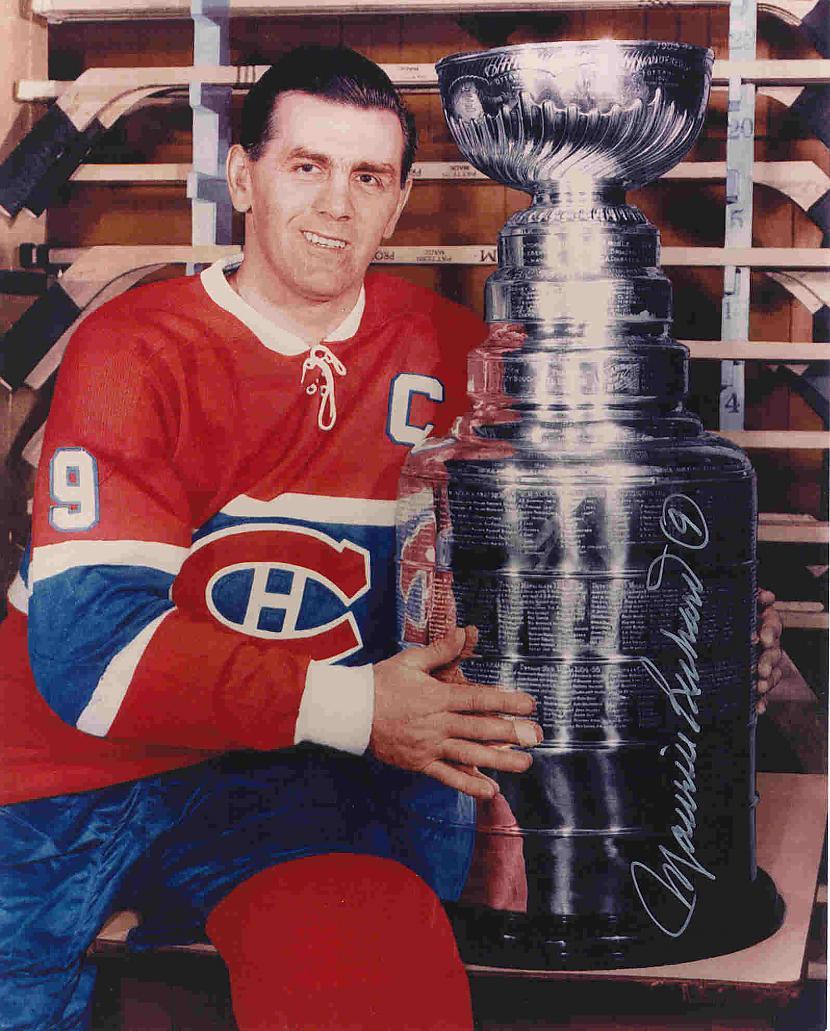 5Moriss Rišārs dzimis 1921gadā... Autors: irPietiekami hokejisti