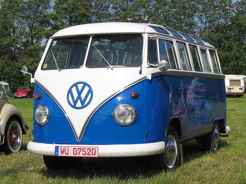 Autors: Sirmaiss Wolkswagen T1 / 1950-1967