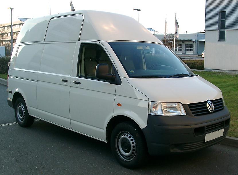 Autors: Sirmaiss Wolkswagen T5 / 2003 - 2009
