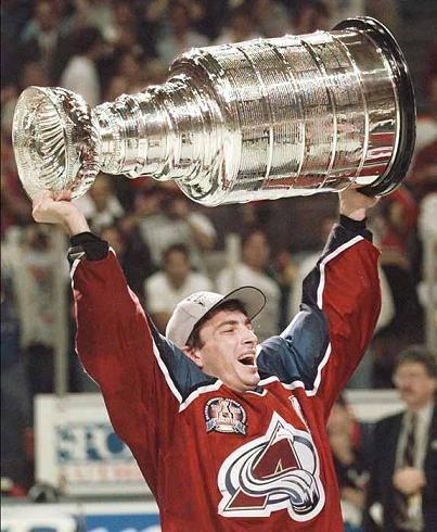 Joe Sakic ir guvis visvairāk... Autors: member berrie NHL: Playoff fakti