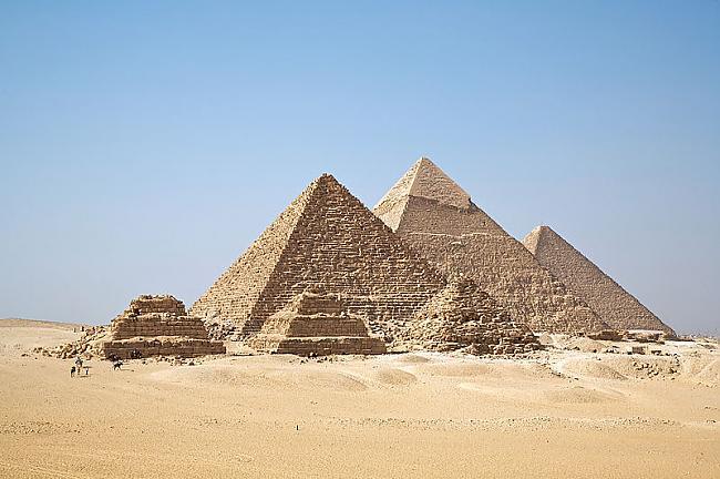 Piramīdas Ēģipte Autors: Richards9 Pasaules skaistākās vietas
