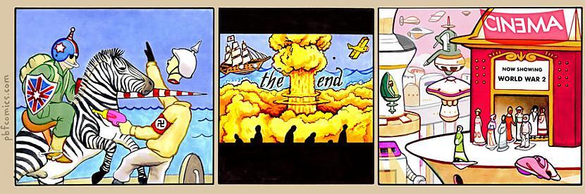 Autors: Reversedfate PBF komiksi, part VI