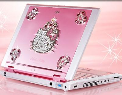 Hello Kitty produktu klāsts ir... Autors: Mahnaty Hello Kitty