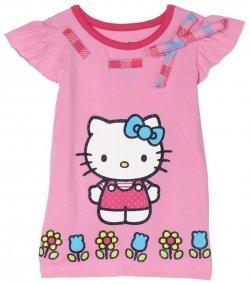 Hello Kitty anime ir vērsts uz... Autors: Mahnaty Hello Kitty