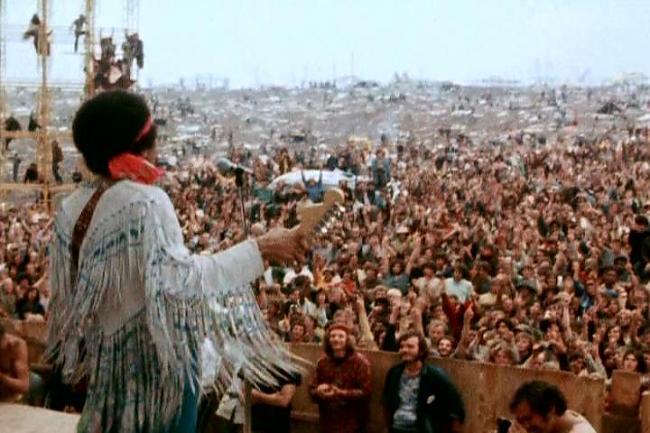 Biļetes uz Woodstock 69... Autors: Fosilija Woodstock '69