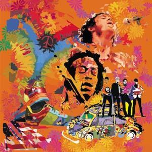 Uzstājās tādi mūziķi kā Jimi... Autors: Fosilija Woodstock '69