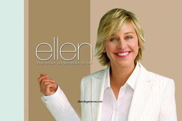 Elenai ir savs sarunšovs kura... Autors: učipuči Ellen DeGeneres
