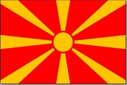 11vieta Maķedonija Autors: knift Originālāko karogu top-20