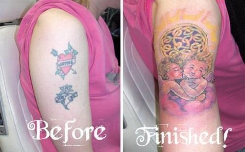 Autors: zibenīts Interesanti tetovējumi...
